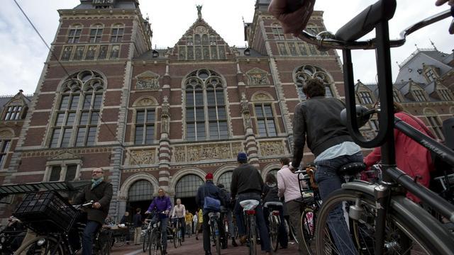 Rijksmuseum toont 'geboorte van Zwarte Piet'
