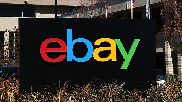 Ebay krijgt klap op beurs na tegenvallende voorspelling 2016