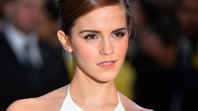 'Student' naast Emma Watson is bodyguard