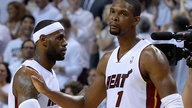 Miami Heat nog één overwinning verwijderd van NBA-finale