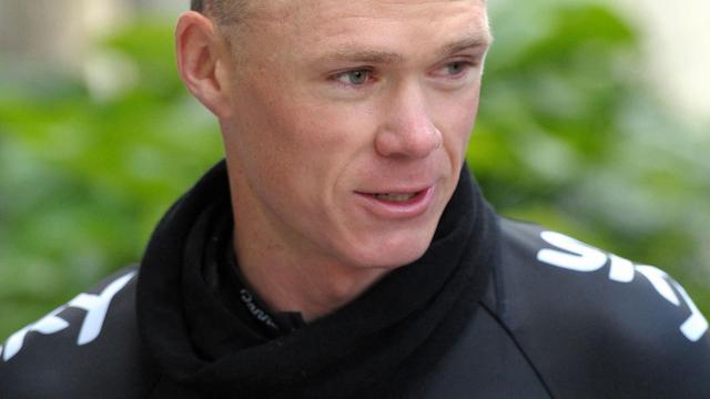 Froome ziet podiumkansen voor Porte in Tour de France
