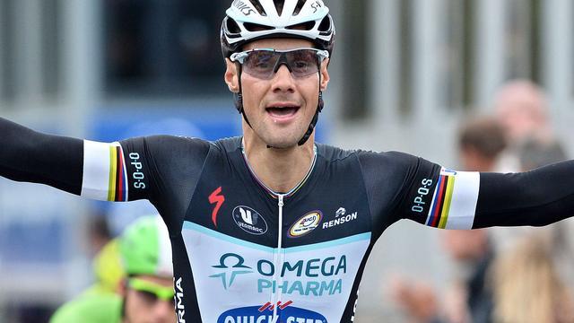 Boonen wint tiende editie Münsterland Giro