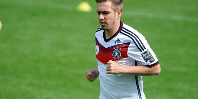 Lahm en Neuer missen oefenwedstrijd tegen Kameroen