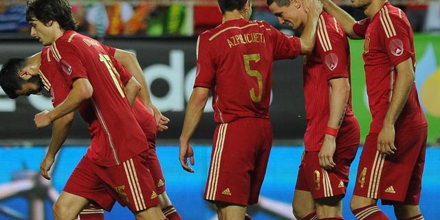 Spanje en Engeland boeken eenvoudige oefenzeges