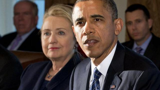 Obama denkt dat Clinton een goede president zou zijn