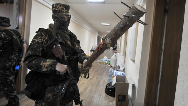 'OVSE-waarnemers regio Donetsk zijn vrij'
