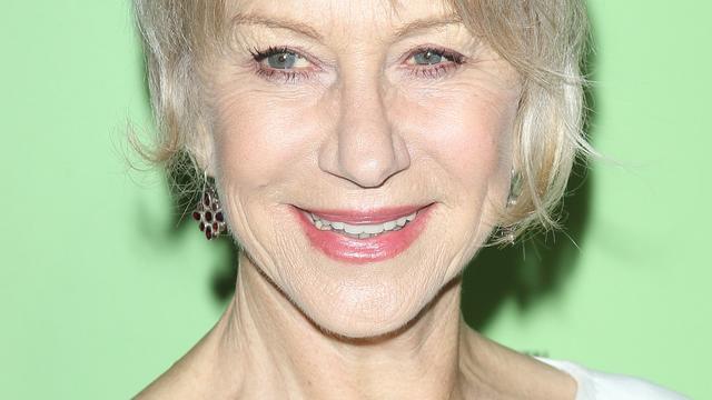 Helen Mirren wil geen sekssymbool zijn