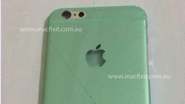 'Eerste foto van achterkant iPhone 6 duikt op'