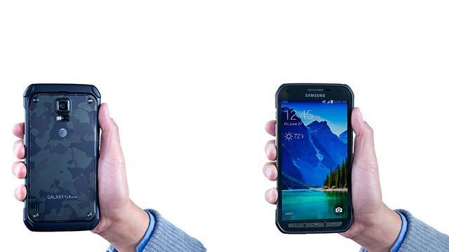 Galaxy S5 Active onthuld door Amerikaanse provider