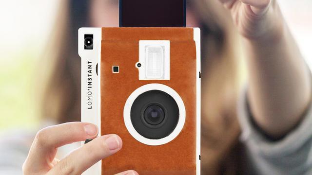 Camera met ingebouwde filters groot succes op Kickstarter