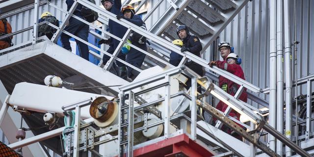 Noorse kustwacht entert Greenpeace-schip
