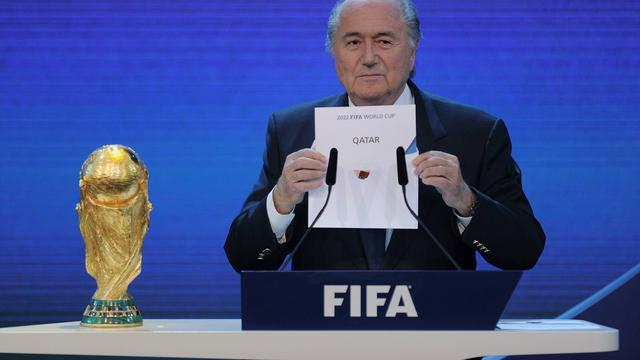 FIFA verwacht onderzoeksrapport Qatar na WK af te ronden