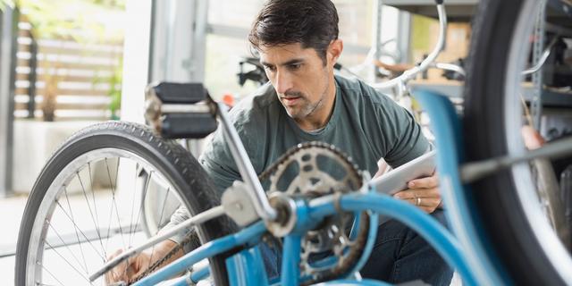 Utrechters met kleine portemonnee kunnen voor 30 euro fiets kopen