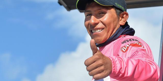 Quintana twijfelt aan fitheid voor Vuelta