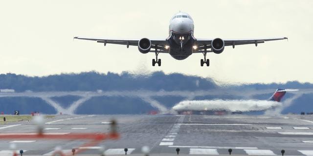 Motoronderdelen vallen uit Airbus
