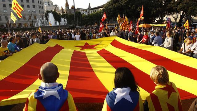 Catalanen schorten referendumplannen op