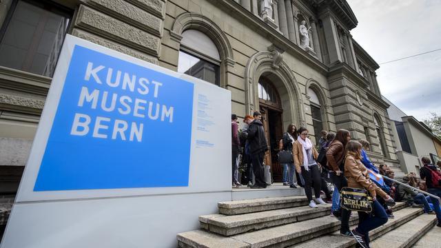 Verzameling Gurlitt mag naar Bern