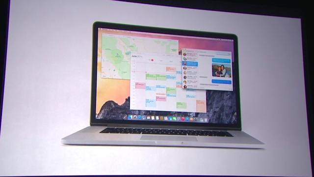 Apple onthult nieuwe versie iOS en OS X