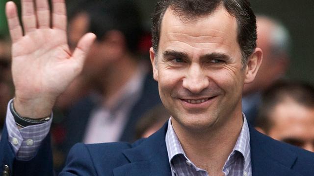 'Spaanse kroonprins wordt koning op 19 juni'