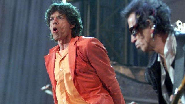 The Rolling Stones treedt op in Havana