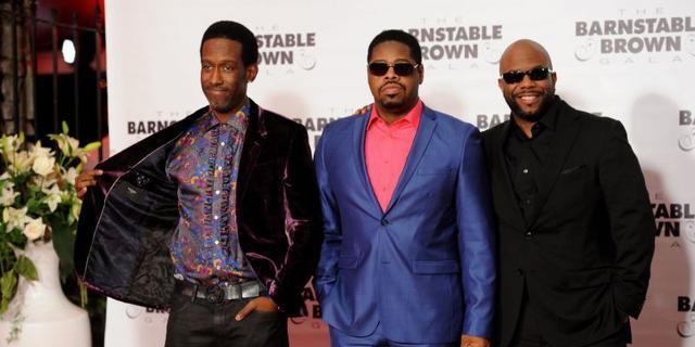 R&B-groep Boyz II Men geeft concert in Tilburg