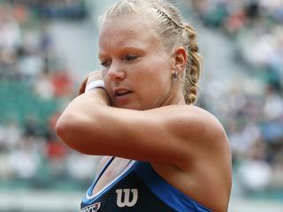 Ook Rus verliest in eerste voorronde van Grand Slam-toernooi