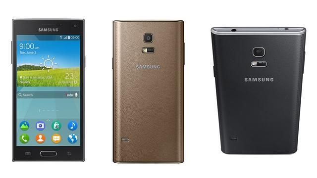 Samsung toont eerste Tizen-smartphone