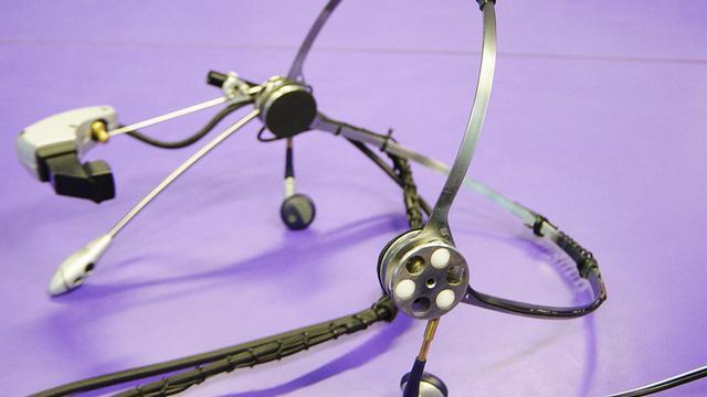 Dyson maakte tien jaar geleden al een soort Google Glass