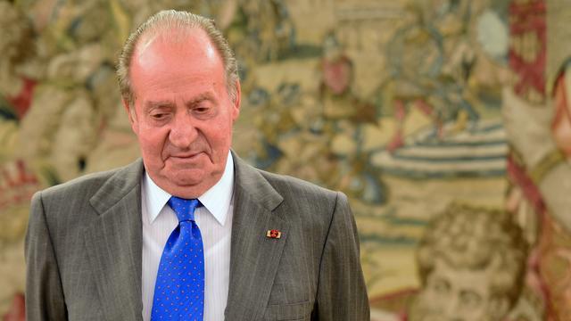 Spaanse koning ondertekent abdicatiewet