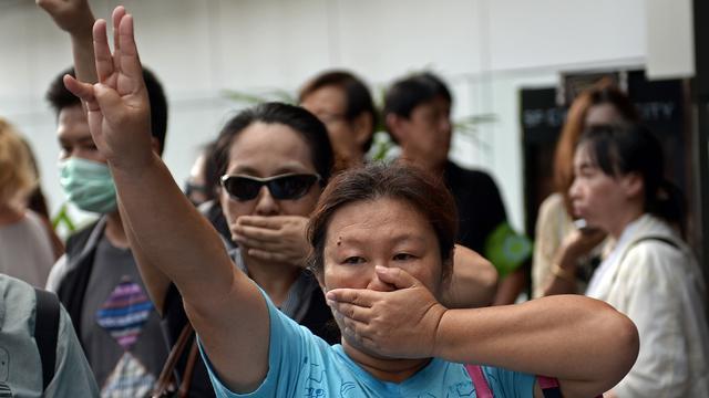 Thailand heft tien maanden oude noodtoestand op