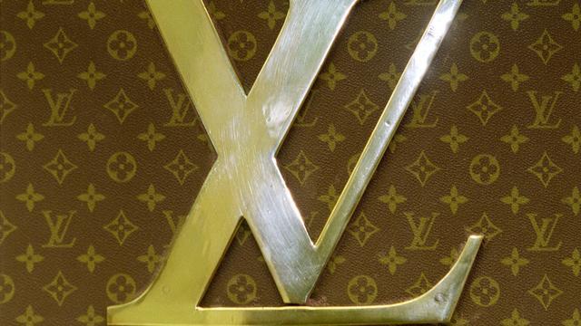 Omzet Louis Vuitton stijgt met 5 procent in 2016