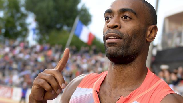 Topsprinter Gay volgende maand terug na dopingschorsing