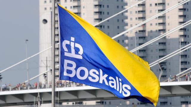 Baggeraar Boskalis breidt belang in Fugro uit