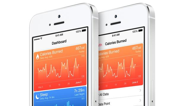 'Apple gaat adviezen opstellen op basis van gezondheidsdata HealthKit'
