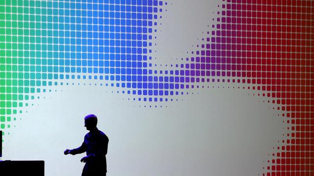 Vergrendelscherm iOS 8 toont apps op basis van locatie