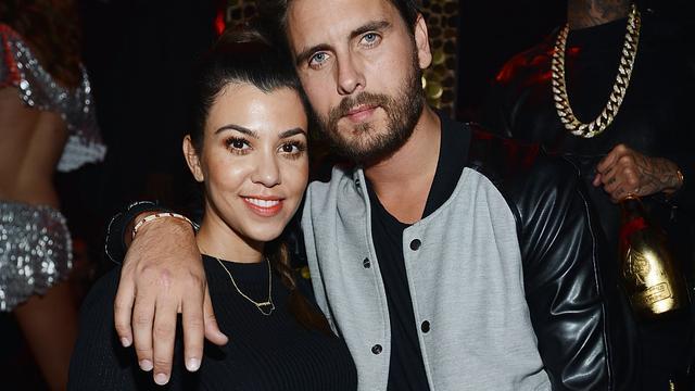 'Kourtney Kardashian offert relatie op voor kinderen'