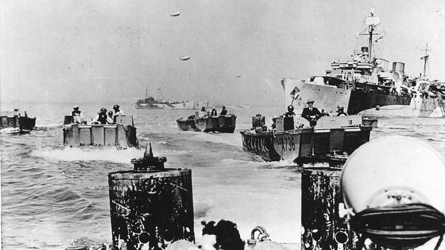 Brits postbedrijf gebruikt verkeerde foto voor herdenkingszegel D-day