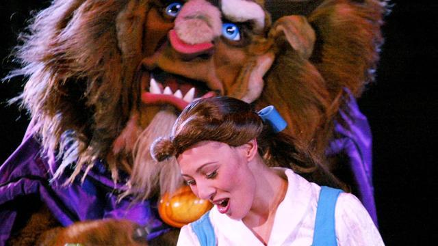 Disney werkt aan nieuwe Beauty & The Beast-verfilming