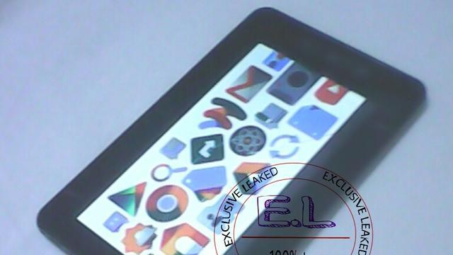 'Nexus 8 op foto's te zien'