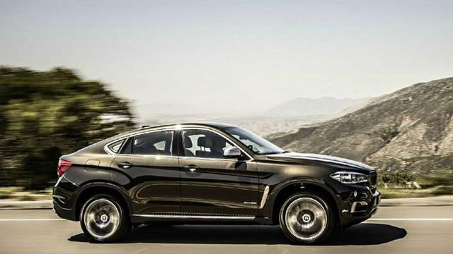 Nieuwe BMW X6 is voortijdig op internet te zien