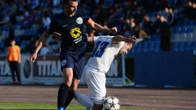 Voetbalclubs op Krim veranderen naam voor Russische competitie