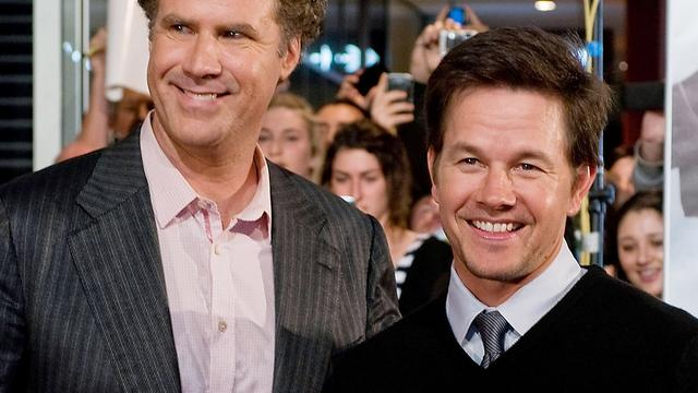Will Ferrell en Mark Wahlberg weer samen in komedie