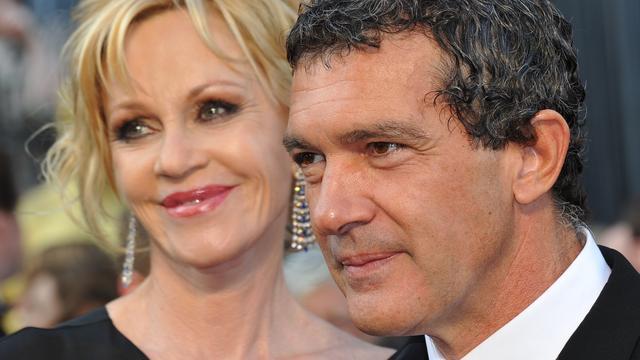 'Melanie Griffith en Antonio Banderas gaan scheiden'