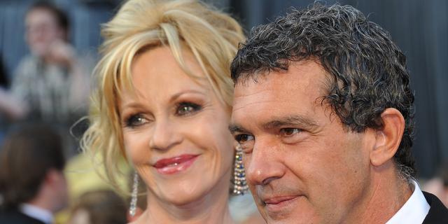 Melanie Griffith en Antonio Banderas officieel gescheiden