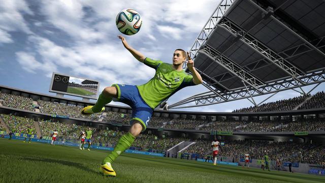 Fifa 15 krijgt demo voor PS4, Xbox One en pc