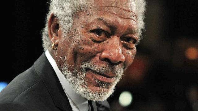 Morgan Freeman 'kapot' van aantijgingen seksuele intimidatie