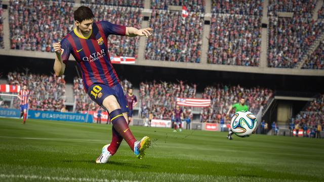 Fifa 15-demo door 5,5 miljoen mensen gespeeld