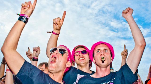 'Pinkpop is je ouderwetse lievelingsoom'