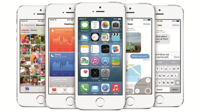 Apple mailt gebruikers om ze te wijzen op iOS 8