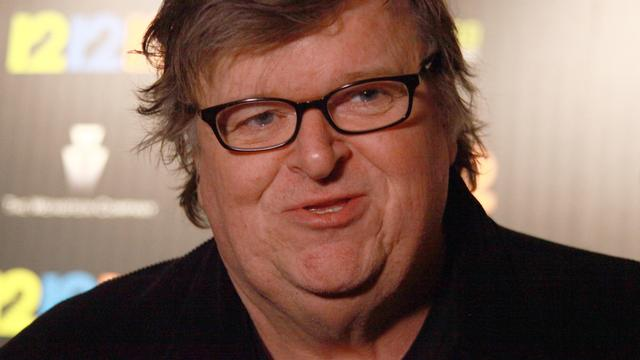 Michael Moore vergelijkt gebrek aan vrouwelijke regisseurs met apartheid